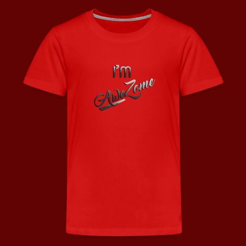 I'm AweZome - Kids' Premium T-Shirt