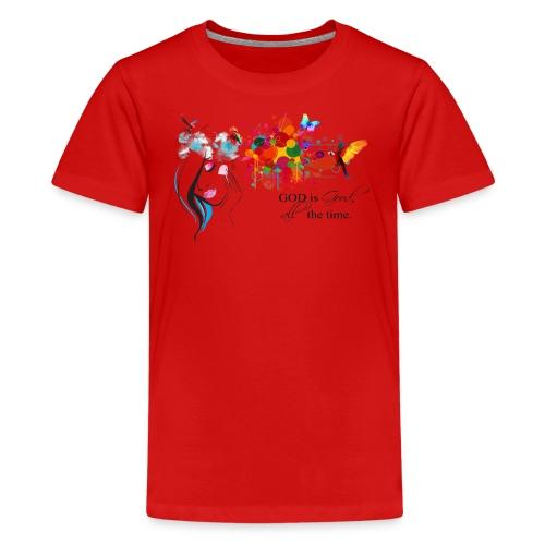god is good - Kids' Premium T-Shirt