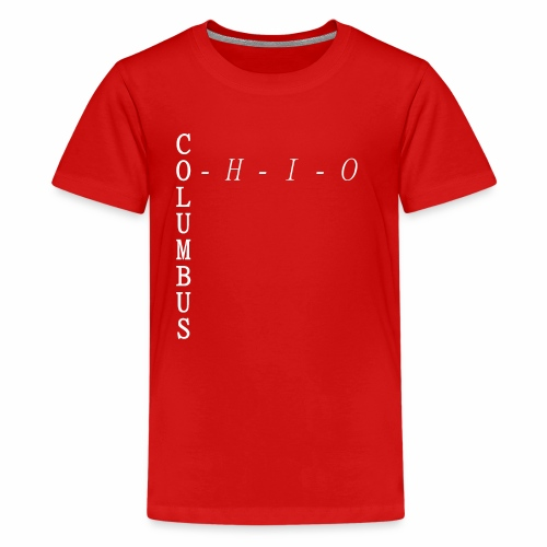 Columbus, Ohio T-shirt - Kids' Premium T-Shirt