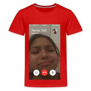 Randa DOSENT PICK UP THE PHONE - Kids' Premium T-Shirt