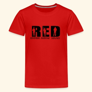 RED Friday - Kids' Premium T-Shirt