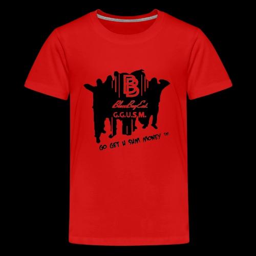 BloccBoyEnt. - Kids' Premium T-Shirt