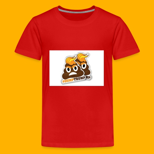 dumpTrump - Kids' Premium T-Shirt