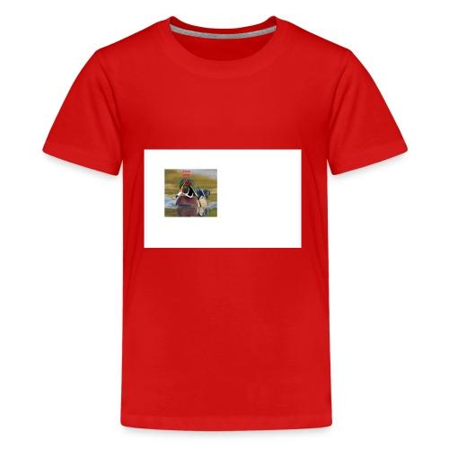 duck_life - Kids' Premium T-Shirt