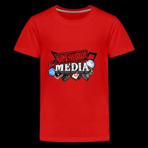 ZeroMedia SHIRT - Kids' Premium T-Shirt