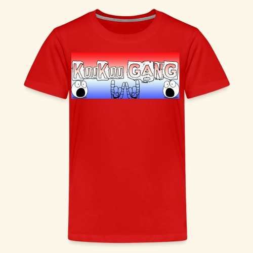 kuukuu gang - Kids' Premium T-Shirt