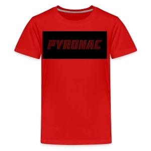 Logo (Rectangle) - Kids' Premium T-Shirt
