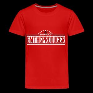 GMTP (White) - Kids' Premium T-Shirt