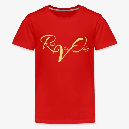 RealVibesOnly001 - Kids' Premium T-Shirt