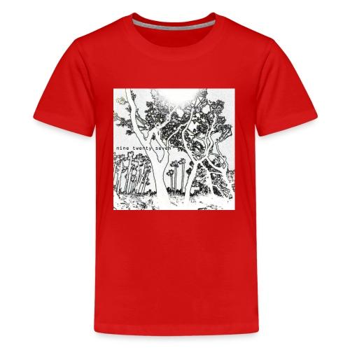 Nine Twenty Seven - Trees - Kids' Premium T-Shirt