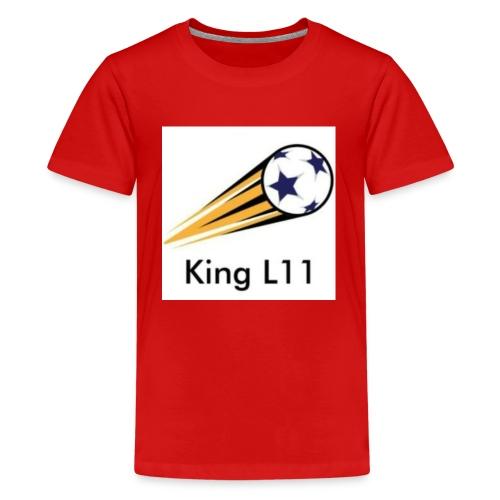 King L11 - Kids' Premium T-Shirt