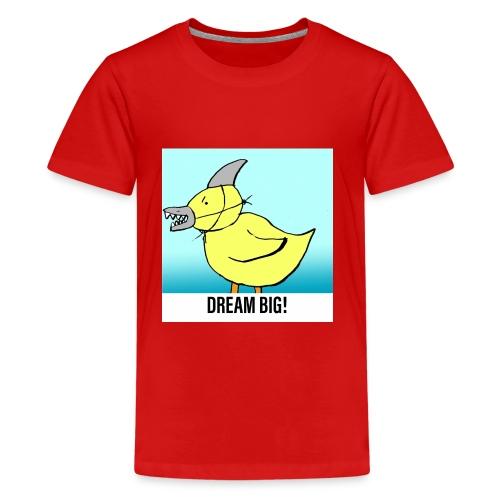 04E423ED 13CD 4C3B 9D45 654D2882A0FC - Kids' Premium T-Shirt