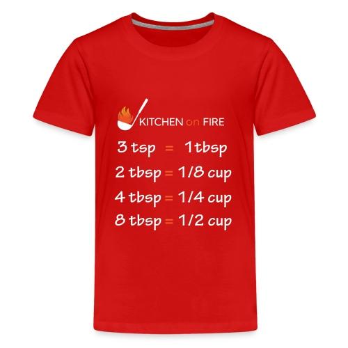 Formula 3 ts 1 tb 10x10 Ready - Kids' Premium T-Shirt