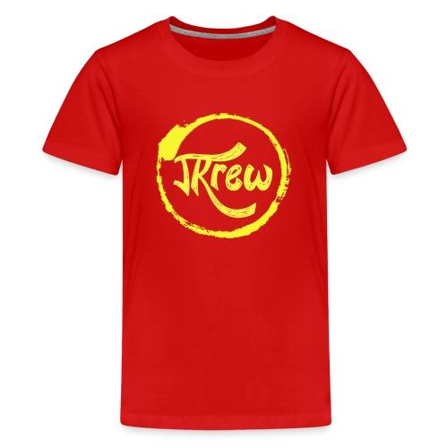 The Official JKrew Logo - Kids' Premium T-Shirt