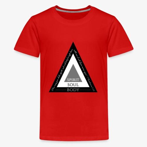 Spirit Soul Body - Kids' Premium T-Shirt