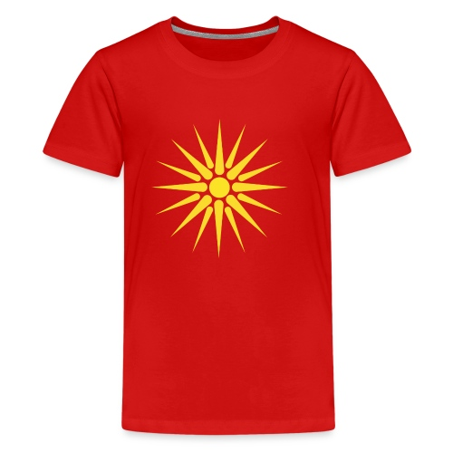 MACEDONIA - Kids' Premium T-Shirt