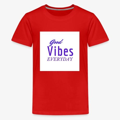 Everyday vibes - Kids' Premium T-Shirt