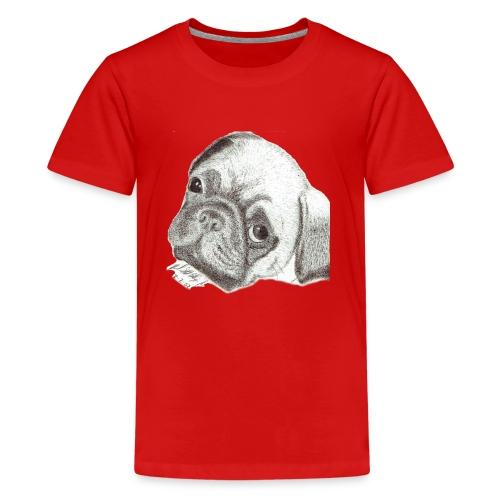 Pug - Kids' Premium T-Shirt