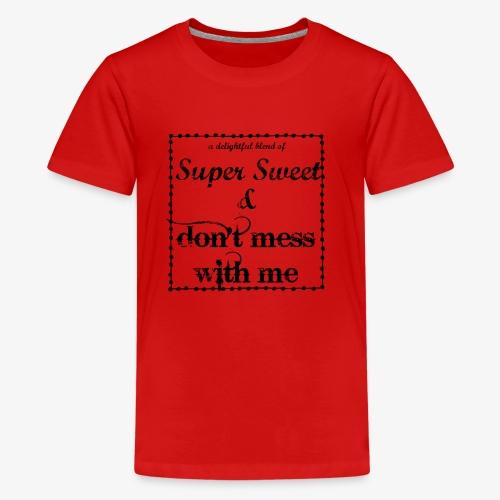 Delightful Blend - Kids' Premium T-Shirt