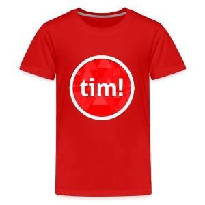 timosu logo - Kids' Premium T-Shirt