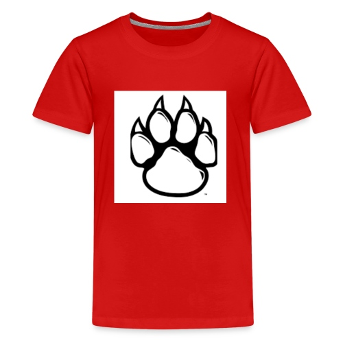 Panther Paw - Kids' Premium T-Shirt