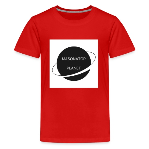 Planet merch - Kids' Premium T-Shirt