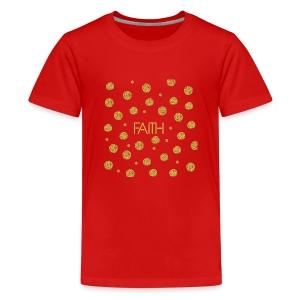 Faith STORE TSHIRT - Kids' Premium T-Shirt