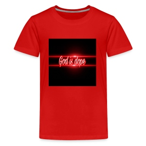 C062EDFF F74A 4734 B39C E3F8BE08F599 - Kids' Premium T-Shirt
