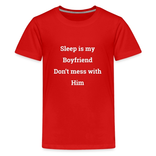 I love sleep - Kids' Premium T-Shirt