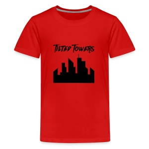 Tilted Towers - Kids' Premium T-Shirt