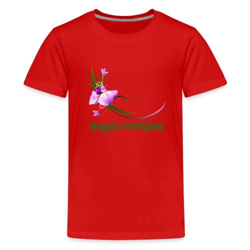 happy everyday - Kids' Premium T-Shirt