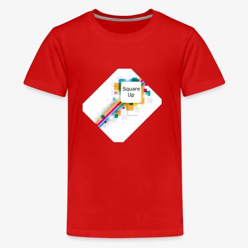 Square Up - Kids' Premium T-Shirt