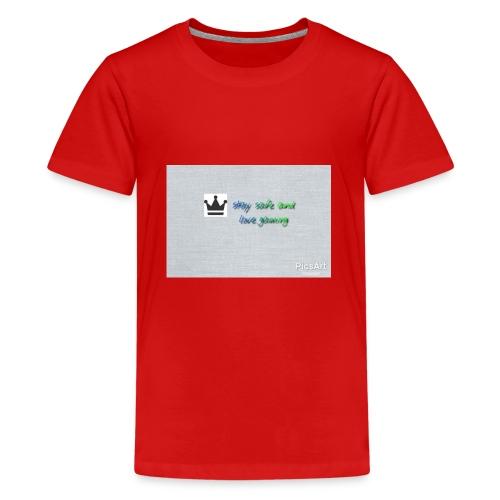 2017 19 3 20 51 48 - Kids' Premium T-Shirt