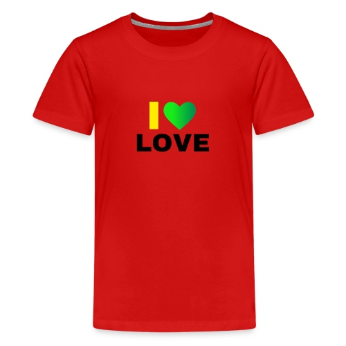 Island Love - Kids' Premium T-Shirt