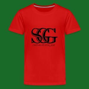 SGG Member MoekinJr - Kids' Premium T-Shirt