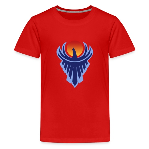 the bird - Kids' Premium T-Shirt