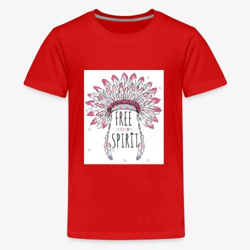 Free Spirit! - Kids' Premium T-Shirt