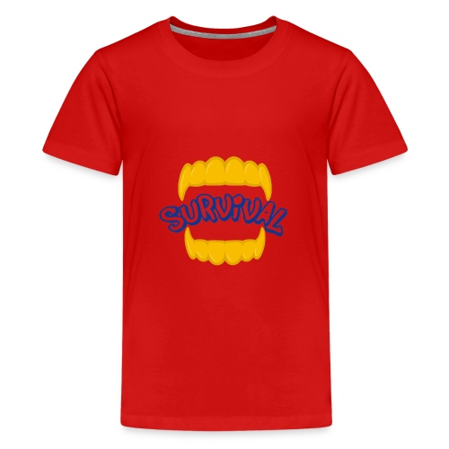 SURVIVAL - Kids' Premium T-Shirt