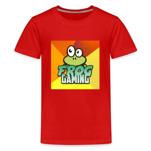 Frog Gaming Logo - Kids' Premium T-Shirt