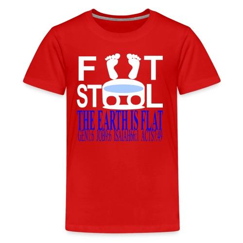 FOOTSTOOL - Kids' Premium T-Shirt