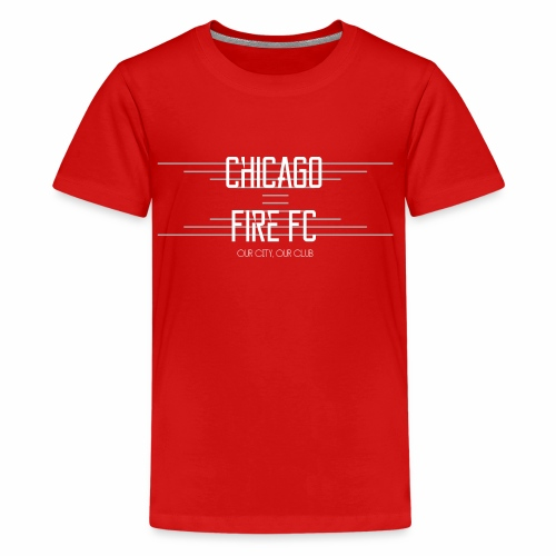 Chicago Fire - Kids' Premium T-Shirt