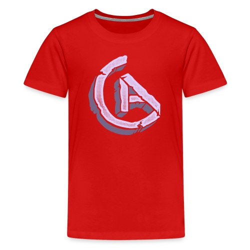 20anthony RockSolid Tee Back - Kids' Premium T-Shirt