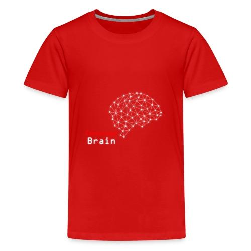 Connected Brain - Kids' Premium T-Shirt