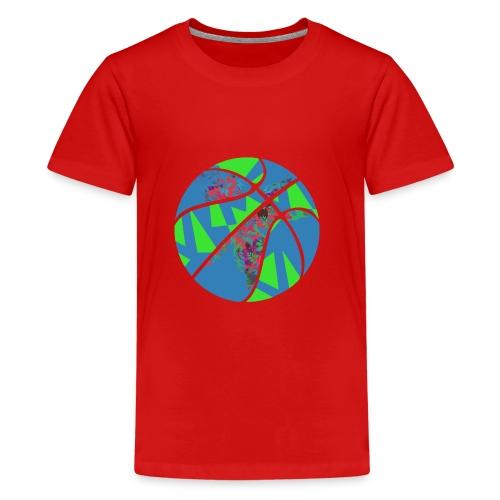 I Love Sports - Kids' Premium T-Shirt