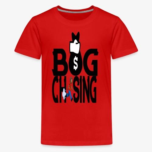 BAG CHASING TEES - Kids' Premium T-Shirt