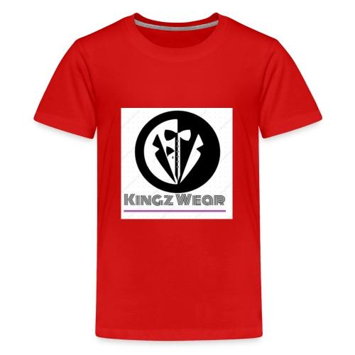 KINGZ WEAR. - Kids' Premium T-Shirt
