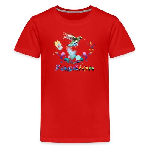fashion yan - Kids' Premium T-Shirt