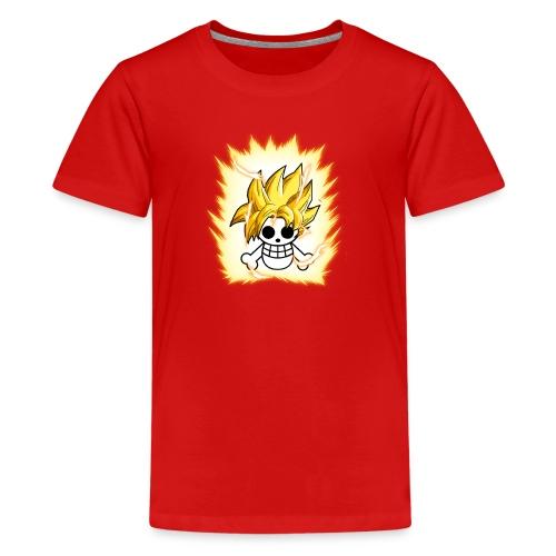 DBZ OnePiece - Kids' Premium T-Shirt