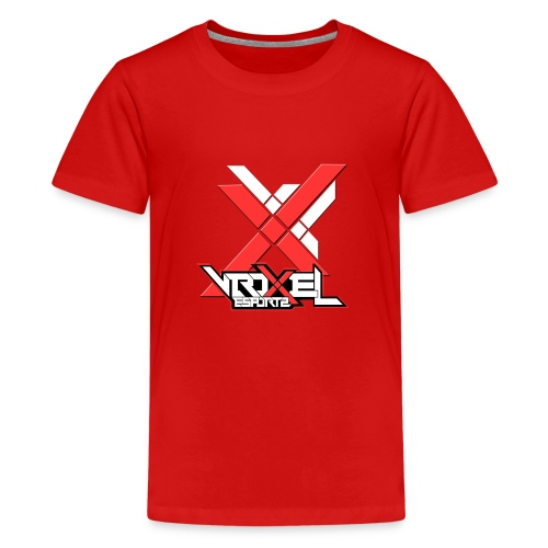 VXL Red Collection - Kids' Premium T-Shirt