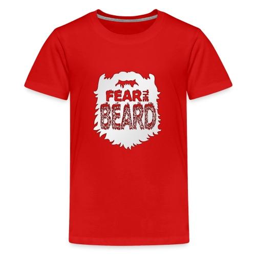 Fear The Beard - Kids' Premium T-Shirt